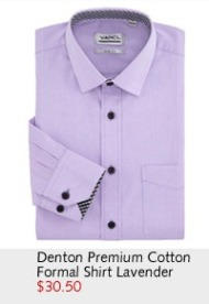 Denton Premium Cotton Formal Shirt